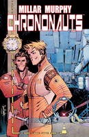 Chrononauts - TPB/Graphic Novel